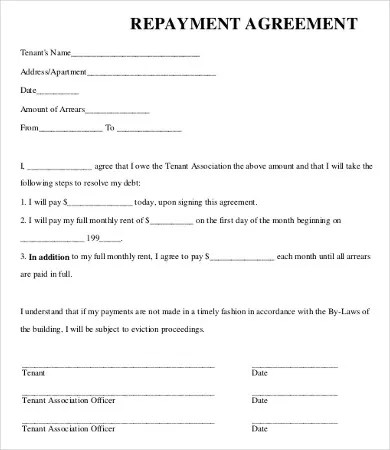 16+ Personal Loan Agreement Templates Free PDF, Word Samples