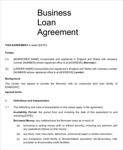 13+ Business Agreement Templates - Word, Pages | Free & Premium Templates