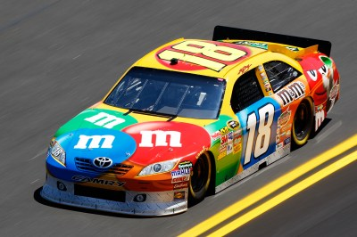 Mars Pulls Sponsorship From Kyle Busch's Car For Remainder Of 2011 Season