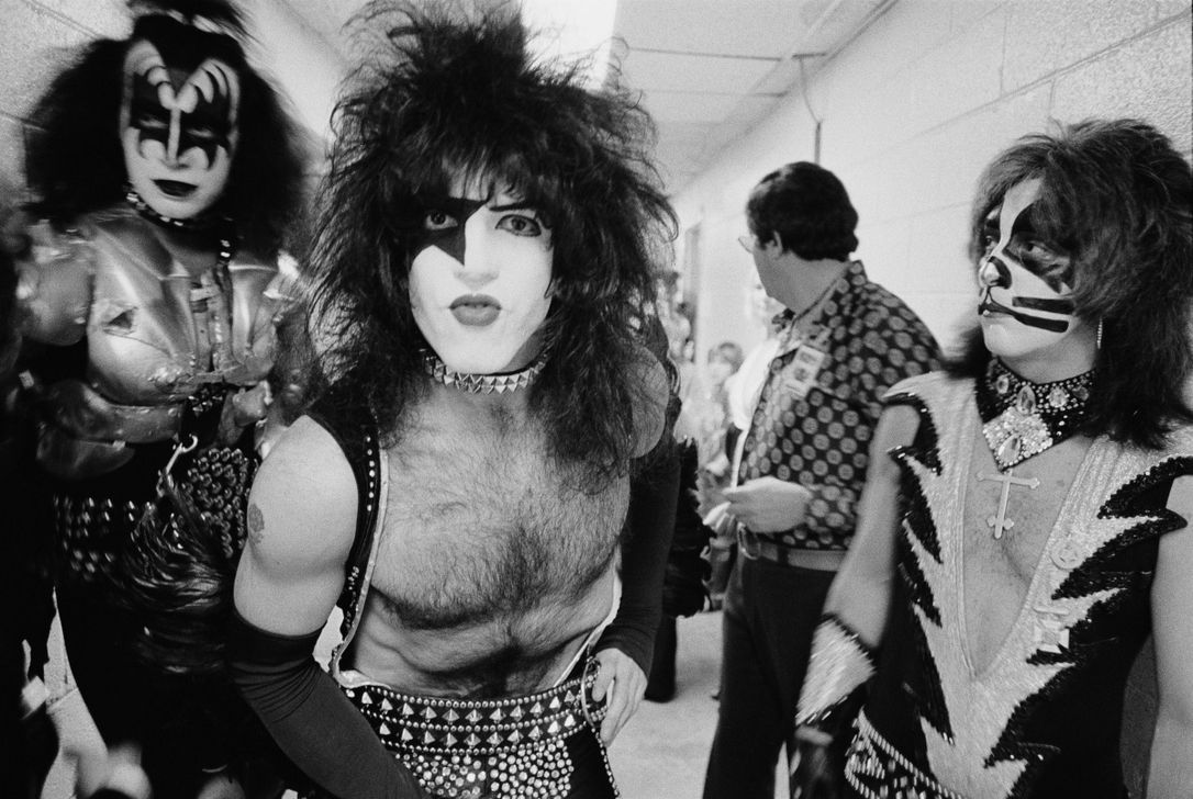 KISS band member Paul Stanley recalls birth of the band   The Star From left  Gene Simmons  Paul Stanley and Peter Criss of KISS in 1975