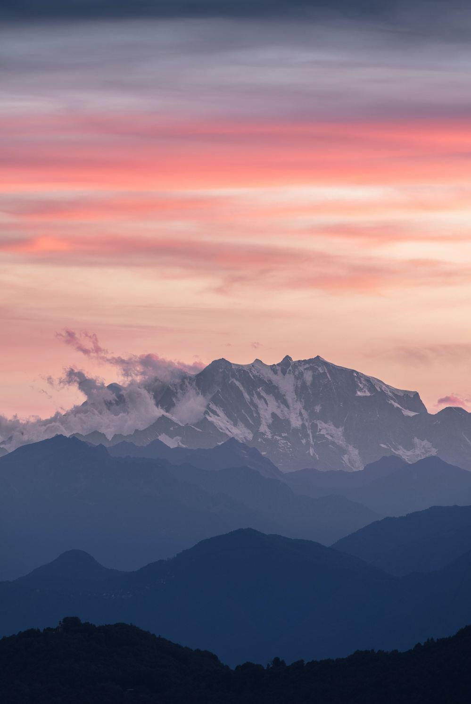 Mountain, highland, wallpaper and iphone wallpapers HD photo by Samuel Ferrara (@samferrara) on ...