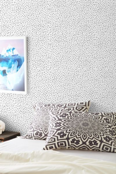 Chasing Paper Speckle Removable Wallpaper - Urban Outfitters