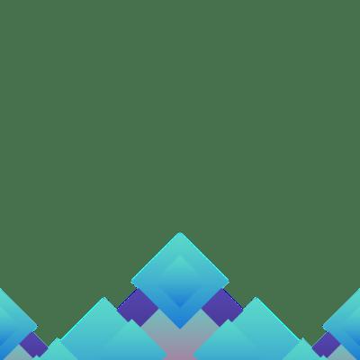 Fundo azul abstrato do rhomb - Baixar PNG/SVG Transparente