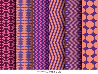Zig Zag wallpaper backgrounds - Vector download