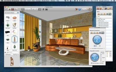 Free interior design software for Mac