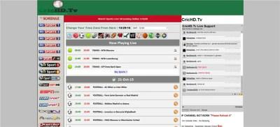 Top 10 Websites to Watch Live Soccer TV