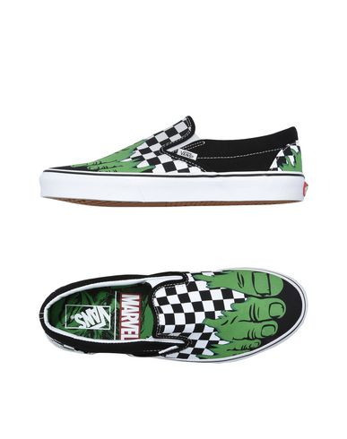 Vans Marvel Classic Slip On   Sneakers   Men Vans Sneakers online on     VANS