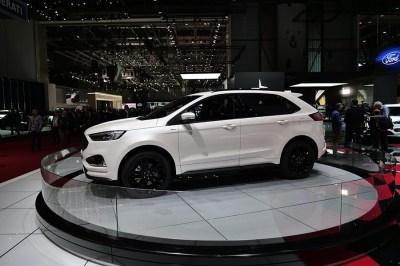Ford Edge 2018: nuevos motores y más tecnología | Autocasión