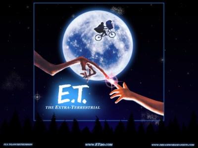E.T wallpaper - E.T.: The Extra-Terrestrial Wallpaper (1281708) - Fanpop