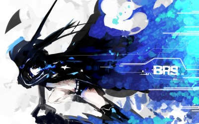 Black Rock Shooter Full HD Wallpaper and Background Image | 1920x1200 | ID:108190