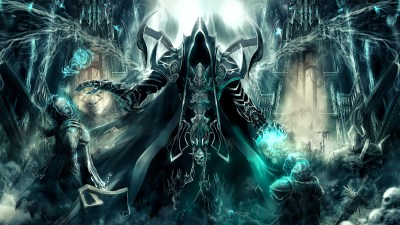 168 Diablo III: Reaper Of Souls HD Wallpapers | Backgrounds - Wallpaper Abyss