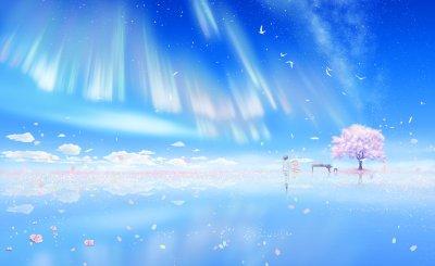 Arima and Kaori HD Wallpaper | Background Image | 2200x1348 | ID:647733 - Wallpaper Abyss