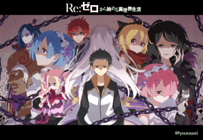 13 Rom (Re:Zero) HD Wallpapers | Background Images - Wallpaper Abyss