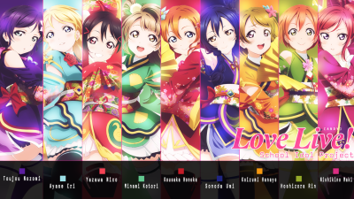 Love Live! HD Wallpaper | Background Image | 1920x1080 | ID:788650 - Wallpaper Abyss
