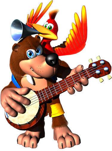 Banjo-Kazooie images Banjo and Kazooie wallpaper and background photos (10573573)