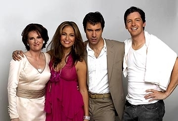 Will & Grace images will and grace wallpaper and background photos (10880554)