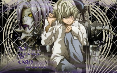 Death Note images near and rem HD wallpaper and background photos (12159703)