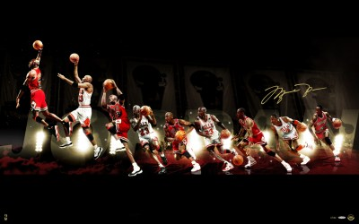 through the years - Michael Jordan Wallpaper (9335028) - Fanpop