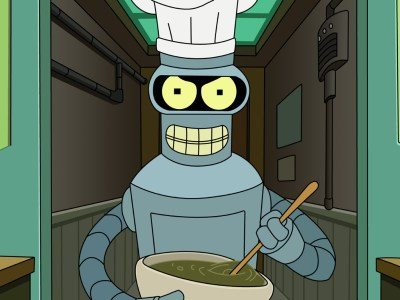 Futurama images The 30% Iron Chef Himself HD wallpaper and background photos (3262464)