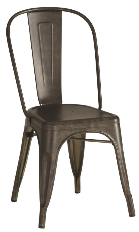 iteminformation kitchen dining chairs Coaster Kitchen Dining Chairs and Bar Stools Industrial Metal Chair