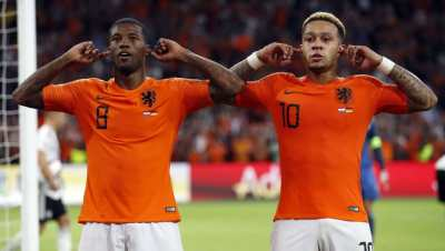 Netherlands 3-0 Germany: Report, Ratings & Reaction as Depay Masterclass Sinks Sorry Germans | 90min