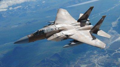 McDonnell Douglas F-15 Eagle HD Wallpaper   Background Image   1920x1080   ID:109177 - Wallpaper ...