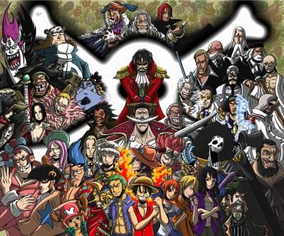 One Piece HD Wallpaper | Hintergrund | 3734x3096 | ID:123037 - Wallpaper Abyss