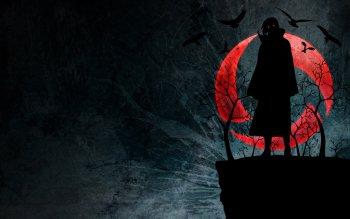 Anime Naruto Itachi Uchiha HD Wallpaper   Background Image