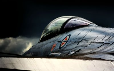 F-16 Fighting Falcon Full HD Wallpaper and Background Image | 1920x1200 | ID:264485