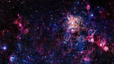 Colorful nebula wallpaper | Wallpaper Wide HD