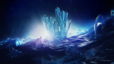 10 Crystal HD Wallpapers | Backgrounds - Wallpaper Abyss