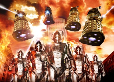 10 Cyberman (Doctor Who) HD Wallpapers | Backgrounds - Wallpaper Abyss