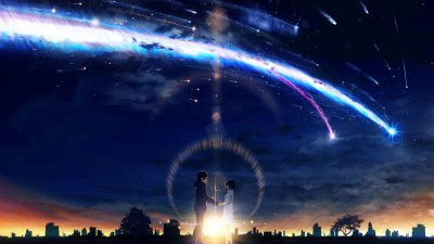 Your Name. HD Wallpaper | Background Image | 2560x1440 | ID:885171 - Wallpaper Abyss