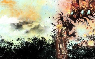Kingdom Hearts HD Wallpaper | Background Image | 1920x1200 | ID:170614 - Wallpaper Abyss