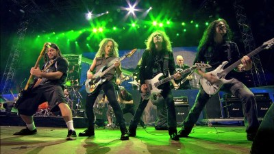 Metallica, Slayer, Megadeth, Anthrax: The Big 4 - Live from Sofia, Bulgaria HD Wallpaper ...