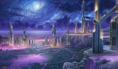4 Stargate Worlds HD Wallpapers | Background Images - Wallpaper Abyss