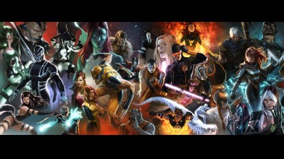 153 Marvel Comics HD Wallpapers | Background Images - Wallpaper Abyss
