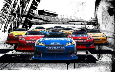Nascar HD Wallpaper | Background Image | 1920x1200 | ID:289638 - Wallpaper Abyss