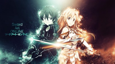 Kirito and Asuna Wallpaper and Background Image | 1600x900 | ID:632068 - Wallpaper Abyss