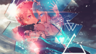 Re:ZERO -Starting Life in Another World- HD Wallpaper | Background Image | 1920x1080 | ID:725118 ...