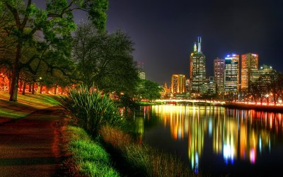 City Full HD Wallpaper and Background Image | 1920x1200 | ID:85606