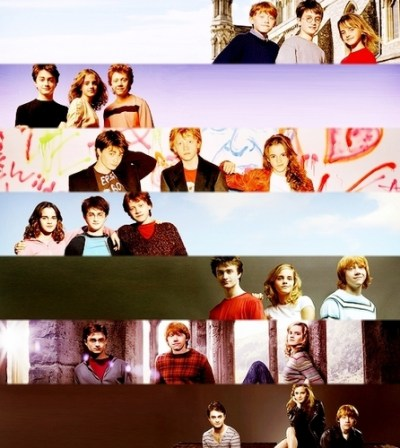 Harry Potter images HP Cast: Through the Years wallpaper and background photos (18551055)