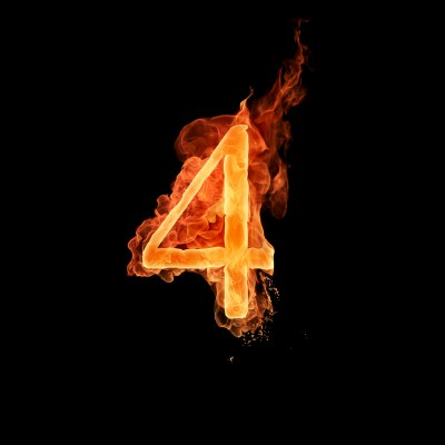 Numbers images The number 4 HD wallpaper and background photos (22189076)