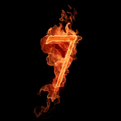 Numerology images The number 7 HD wallpaper and background photos (22189691)