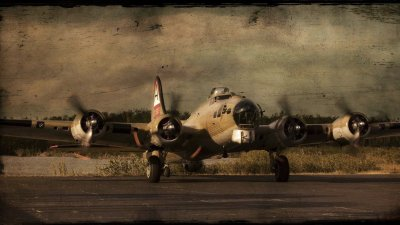Boeing B-17 Flying Fortress Full HD Wallpaper and Background | 1920x1080 | ID:311042