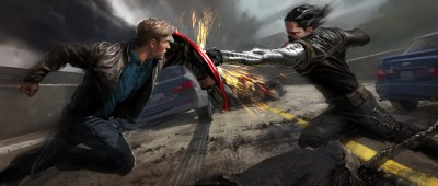 Captain America: The Winter Soldier HD Wallpaper | Background Image | 4000x1702 | ID:434690 ...