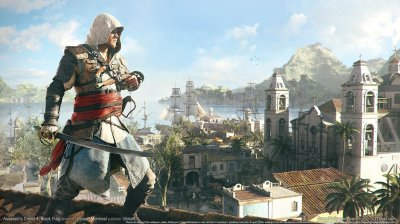 Assassin's Creed IV: Black Flag Wallpaper and Background Image | 1366x768 | ID:481255 ...