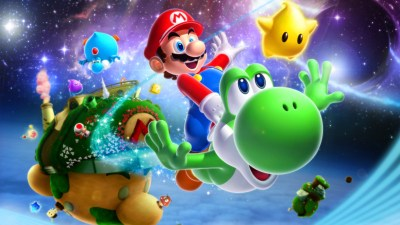 18 Super Mario Galaxy 2 HD Wallpapers | Backgrounds - Wallpaper Abyss