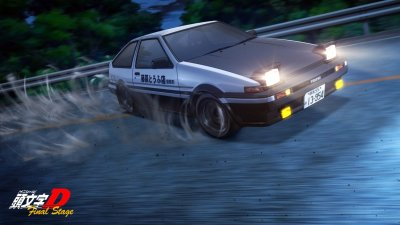Initial D Final Stage Wallpaper and Background Image   1500x844   ID:567821 - Wallpaper Abyss
