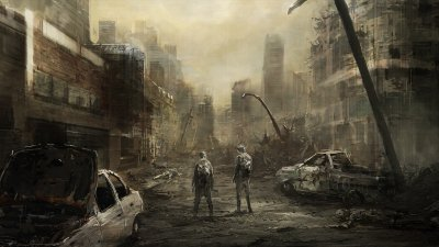 Post Apocalyptic Full HD Wallpaper and Background Image | 1920x1080 | ID:602498